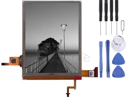 E-ink LCD Display for PocketBook Touch Lux 3 PB626(2)-D-WW 6 inch ED060XH7
