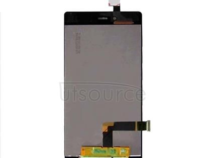 LCD Screen and Digitizer Full Assembly for ZTE Nubia Z9 mini / NX511J(Black)