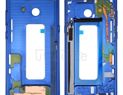 Galaxy Note 8 / N950 Front Housing LCD Frame Bezel Plate(Blue)