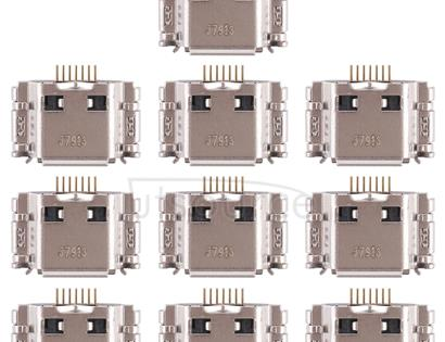 10 PCS Charging Port Connector for Galaxy Mini 2 / S6500