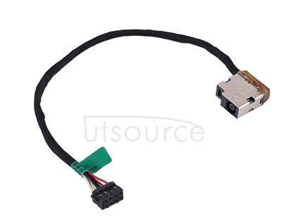DC Power Jack Connector Flex Cable for HP Pavilion 15 / 15-e & 17 / 17-e