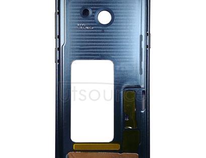 Middle Frame Bezel for Galaxy S9+ G965F, G965F/DS, G965U, G965W, G9650(Blue)