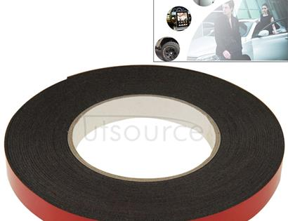 1.5cm Sponge Double Sided Adhesive Sticker Tape, Length: 10m
