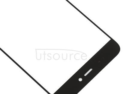 Front Screen Outer Glass Lens for Xiaomi Mi 5(Black)