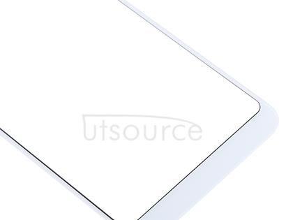 Front Screen Outer Glass Lens for Xiaomi Redmi Note 5 / Note 5 Pro(White)