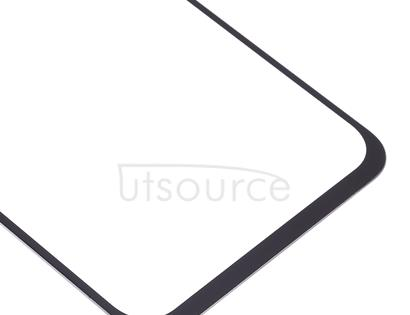 Front Screen Outer Glass Lens for Xiaomi Mi 9 SE(Black)