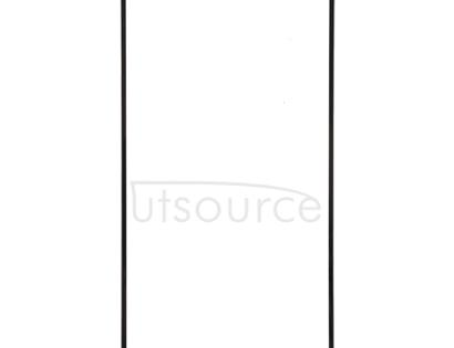 Front Screen Outer Glass Lens for Xiaomi Mi 5s Plus(Black)