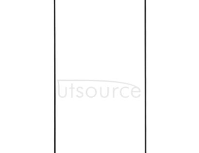 Front Screen Outer Glass Lens for Xiaomi Mi Mix2(Black)