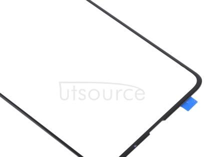Front Screen Outer Glass Lens for Xiaomi Mi Mix 3(Black)
