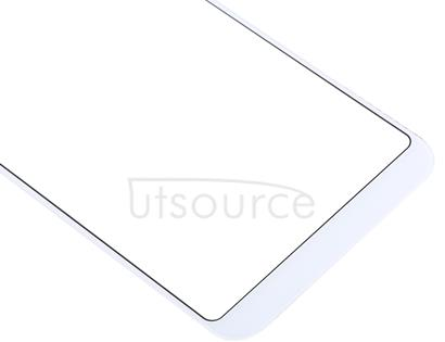 Front Screen Outer Glass Lens for Xiaomi Mi 6X(White)