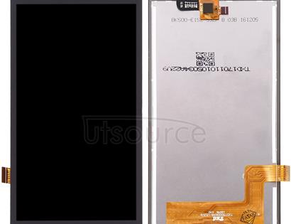 LCD Screen and Digitizer Full Assembly for Wiko Jerry (Black)