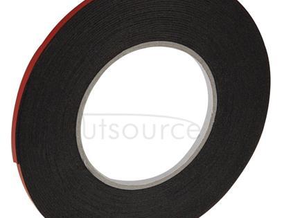 1cm Sponge Double Sided Adhesive Sticker Tape, Length: 10m