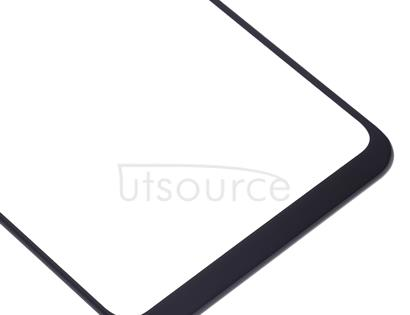 Front Screen Outer Glass Lens for Xiaomi Mi 8 Explorer(Black)