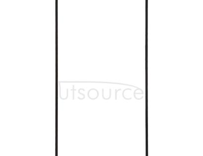 Front Screen Outer Glass Lens for Xiaomi Redmi Note 6 Pro(Black)