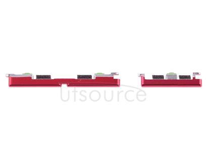 Side Keys for OPPO R11s (Red)
