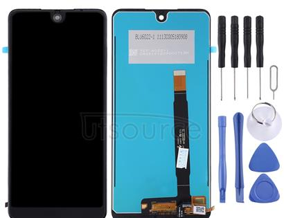 LCD Screen and Digitizer Full Assembly for Wiko View 2 (Black)
