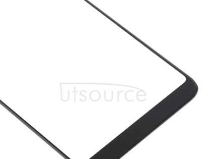 Front Screen Outer Glass Lens for Xiaomi Mi 6X(Black)