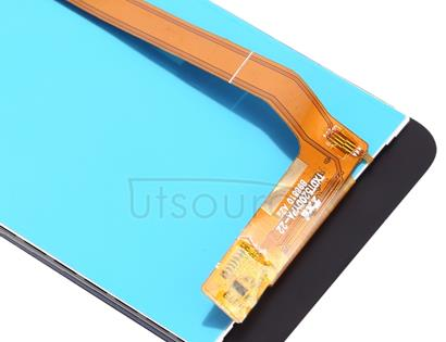 LCD Screen and Digitizer Full Assembly for Wiko U Pulse Lite (Black)