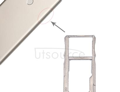 For ZTE Nubia Z11 Max SIM Card Tray(Gold)
