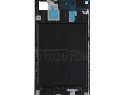 Front Housing LCD Frame Bezel Plate for Galaxy A30, SM-A305F/DS(Black)