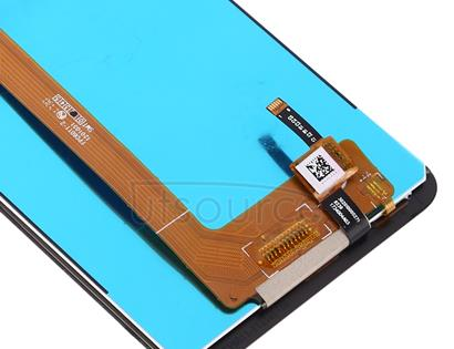 LCD Screen and Digitizer Full Assembly for Wiko View XL (Black)