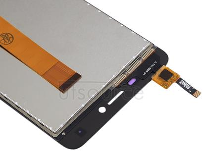 LCD Screen and Digitizer Full Assembly for Wiko Lenny 3 Max (Black)