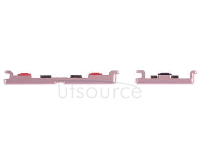 Side Keys for OPPO R9 Plus (Rose Gold)