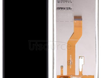 LCD Screen and Digitizer Full Assembly for Wiko Jerry 3 (Black)