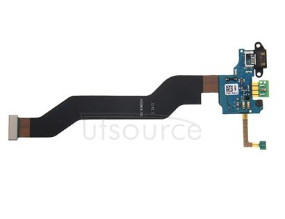 Charging Port & Microphone Ribbon Flex Cable  for Xiaomi Mi Note