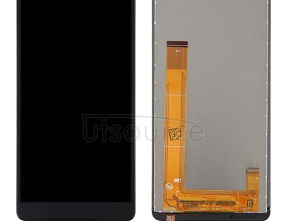 LCD Screen and Digitizer Full Assembly for Wiko Tommy 3(Black)