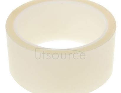 45mm High Temperature Resistant Clear Heat Dedicated Polyimide Tape with Silicone Adhesive, Length: 33m