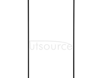 Front Screen Outer Glass Lens for Xiaomi Mi 8(Black)