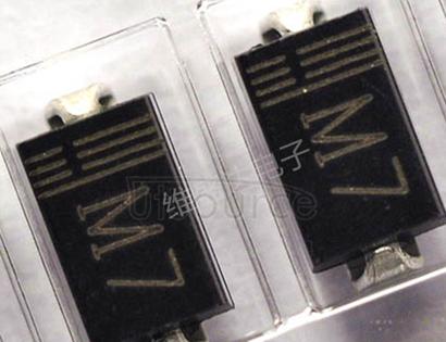 SS14 Schottky diode   SMA(DO-241AC)   40V,1A,VF=0.55V@1A