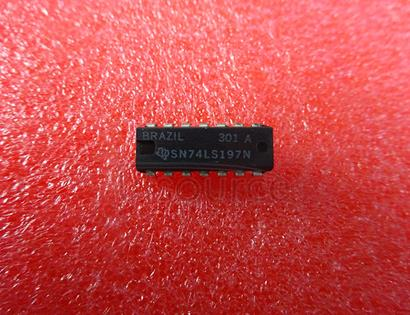 SN74LS197N Demonstration circuit board for MGA-71543 2 GHz
