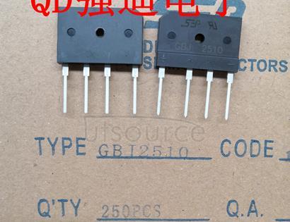 GBJ2510 25A/1000V