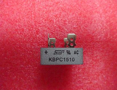 KBPC1510 15 AMP SILICON BRIDGE RECTIFIER