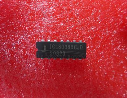 ICL8038BCJD Precision Waveform Generator/Voltage Controlled Oscillator