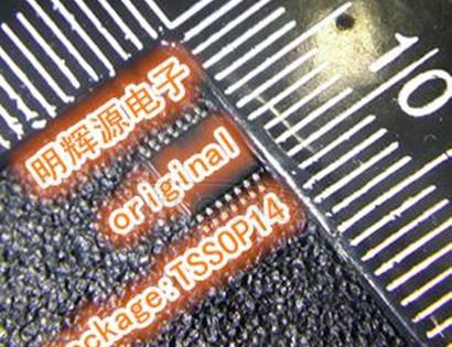 74LVT04PW 3.3V Hex inverter