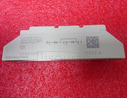 SKKD105F12 Fast Diode Modules