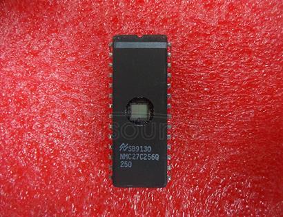 NMC27C256Q-250 65,536-BIT 8192 X 8 CMOS EPROM