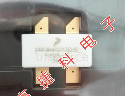 PRF8HP21130HS MRF8HP21130HSR3 2110--2170 MHz, 28 W AVG., 28 V