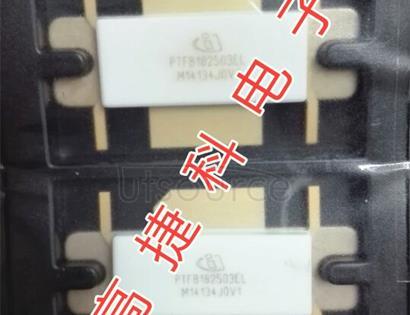 PTFB182503EL Thermally-Enhanced High Power RF LDMOS FETs 240 W, 1805-1880 MHz