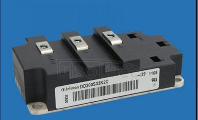 DD200S33K2C IGBT-modules
