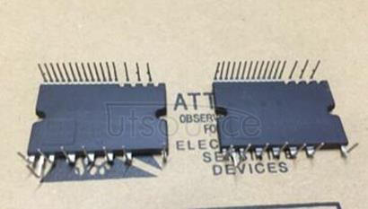 PS21963-S 600V/10A   low-loss   5th   generation   IGBT   inverter   bridge   for   three   phase   DC-to-AC   power   conversion