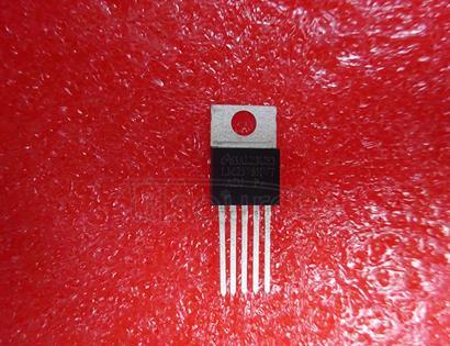 LM2576HVT SIMPLE SWITCHER 3A Step-Down Voltage Regulator