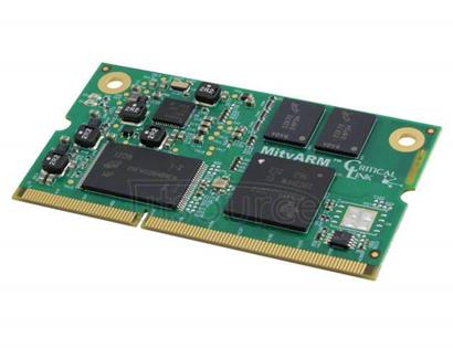 3354-IX-X3A-RC MitySOM Embedded Module ARM? Cortex?-A8, AM3354 NEON SIMD 1GHz 1GB 512MB