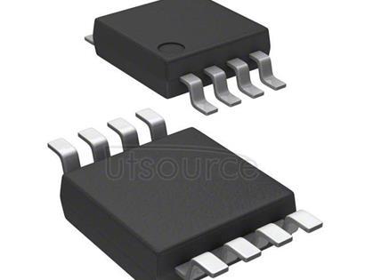 MCP4552T-104E/MS Digital Potentiometer 100k Ohm 1 Circuit 257 Taps I2C Interface 8-MSOP
