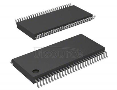 SN74LVT16835DGGR Replaced by SN74LVTH16835 : 3.3-V ABT 18-Bit Universal Bus Driver With 3-State Outputs 56-TSSOP -40 to 85