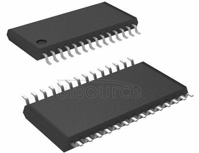 9DB106BGLF IC BUFFER 6OUTPUT PCI 28TSSOP