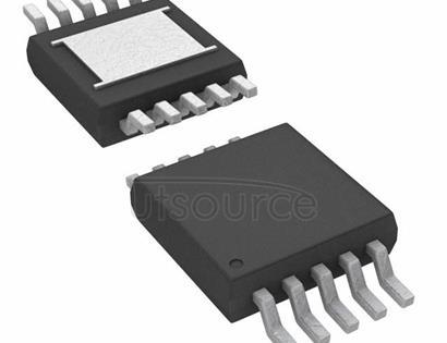 LTC2634HMSE-LMI10#PBF 10 Bit Digital to Analog Converter 4 10-MSOP-EP